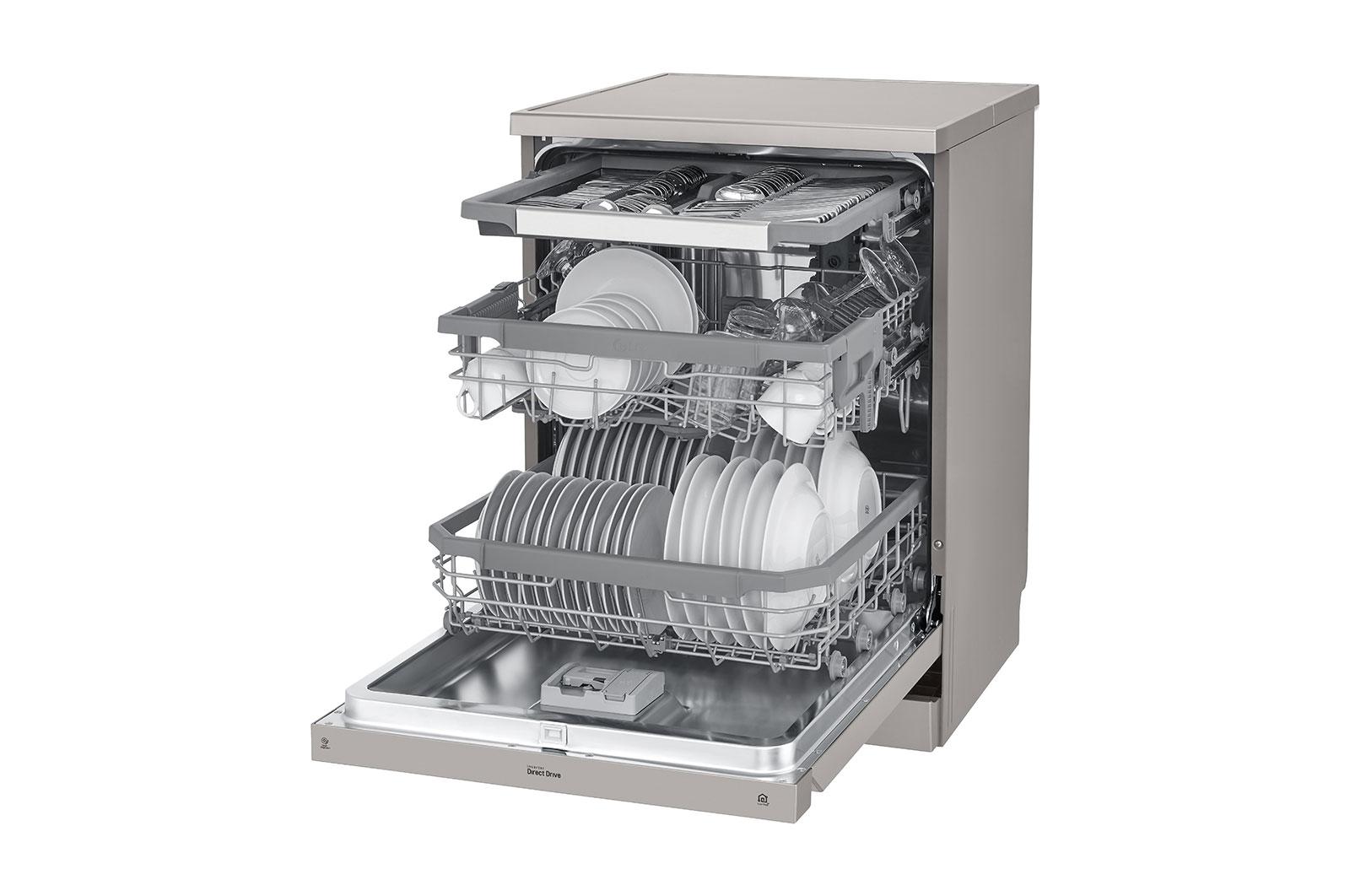ظرفشویی ال جی مدل 425 - ابعاد