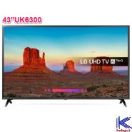 تلویزیون هوشمند ال جی 43 اینچ 43UK6300