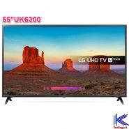 تلویزیون هوشمند ال جی 55 اینچ 55UK6300