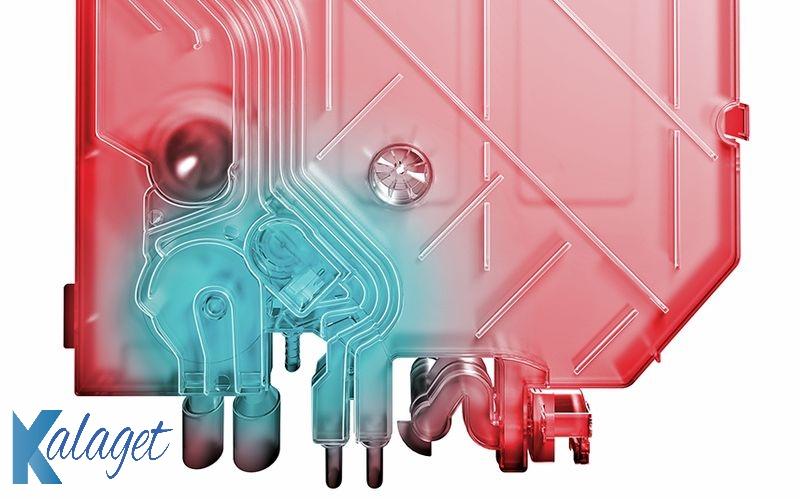heat exchanger -ظرفشویی SMS88TI36E