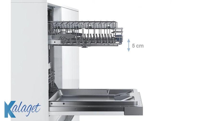 سبد هوشمند - ماشین ظرفشویی بوش