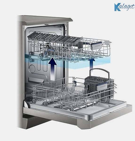 تنظیم ارتفاع سبد ظرفشویی 5050 سامسونگ