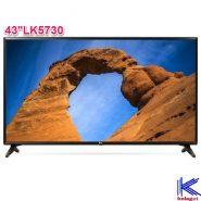 تلویزیون فول اچ دی 43 اینچ ال جی 43LK5730