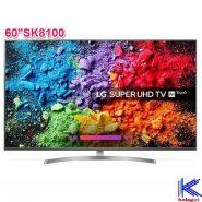 تلویزیون سوپر فورکا 60SK8100