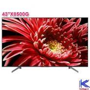 تلویزیون 43 اینچ سونی X8500G
