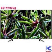 تلویزیون سونی مدل 65X7000G