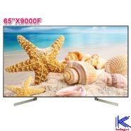 تلویزیون 4K سونی 65X9000F