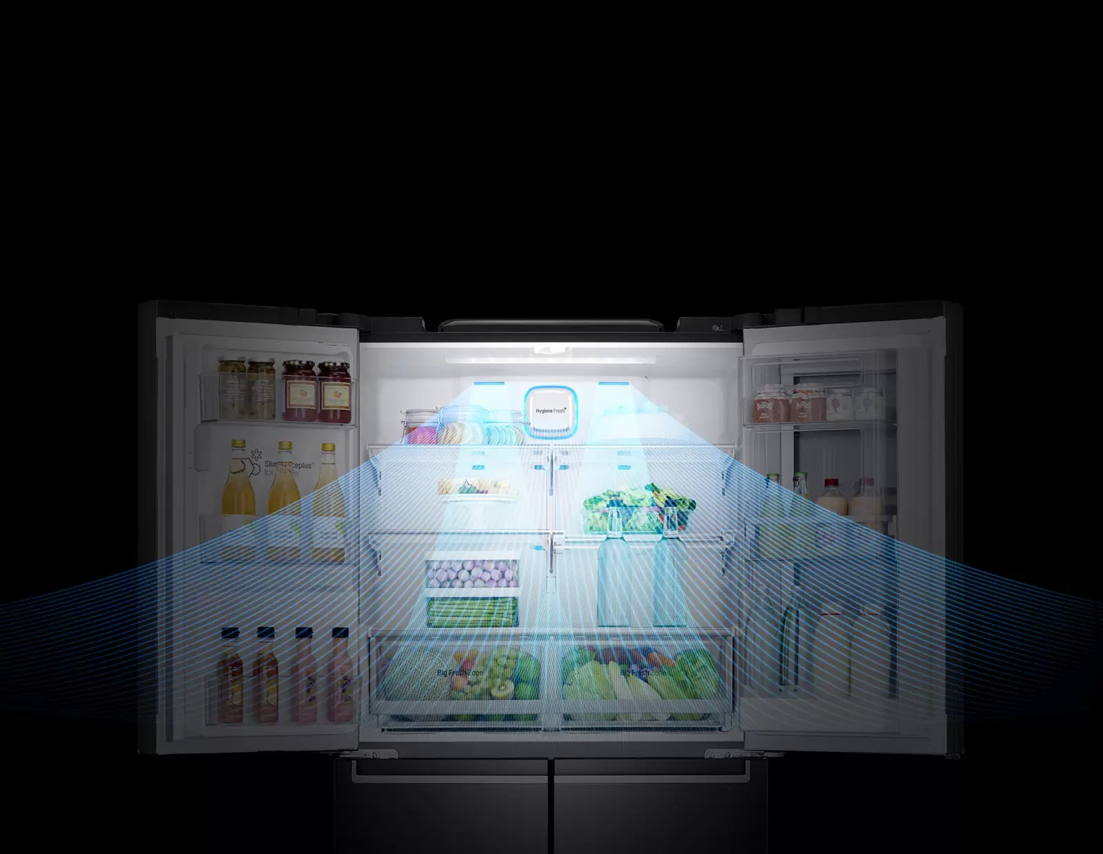multi airflow and hygiene fresh lg x27
