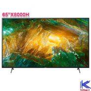تلویزیون سونی فورکا 65X8000H