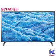 تلویزیون فورکی ال جی مدل 50UM7300