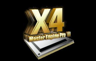 x4 master engine pro ii