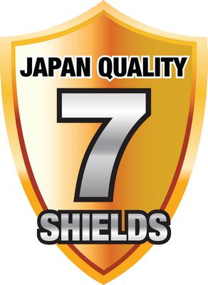 سیستم حفاظت هفتگانه Shields Protection 7