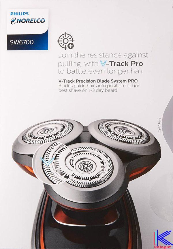 ریش تراش فیلیپس مدل sw6700